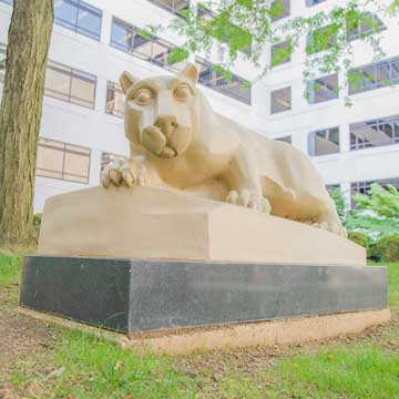 Penn State Nittany Lion Shrine
